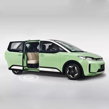 Keren! Ini Mobil Listrik Pertama yang Khusus untuk Taksi Online