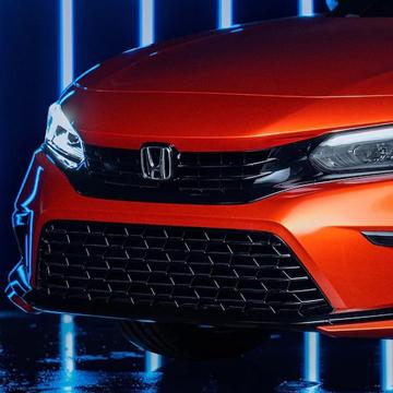 Honda Civic 2022 Resmi Diperkenalkan, Begini Penampakannya