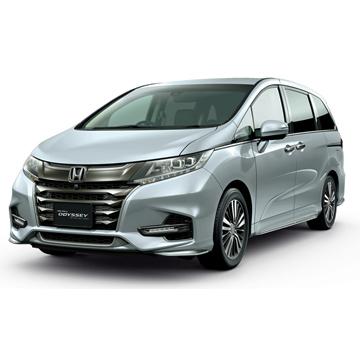 Terjual 8 Unit di Oktober 2020, Honda Ngotot Hadirkan Versi Baru Odyssey