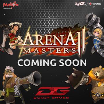 Arena Master 2, Game PVP Battle Baru Ini Tawarkan Banyak Item Gratis