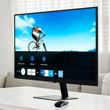 Samsung Rilis Smart Monitor untuk Bekerja, Belajar, dan Hiburan