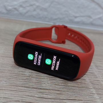 Review Samsung Galaxy Fit2, Baterai Awet Harga Bersaing