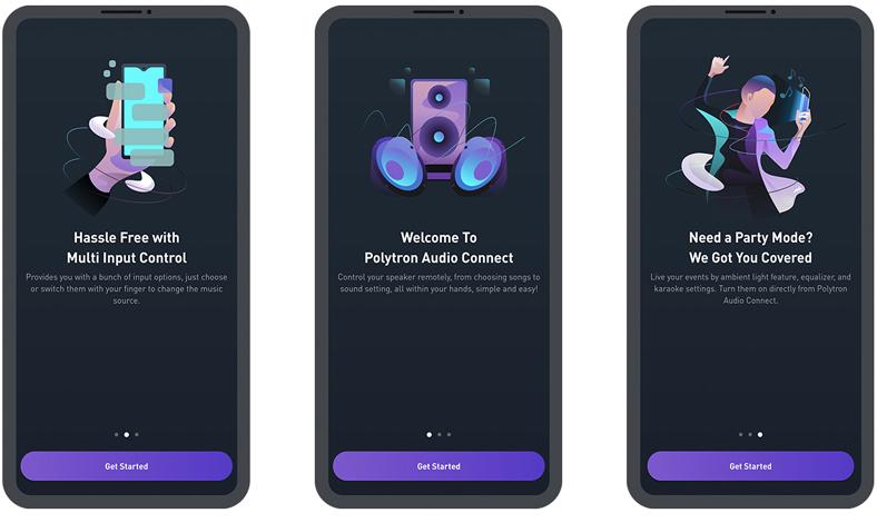 Polytron Audio Connect