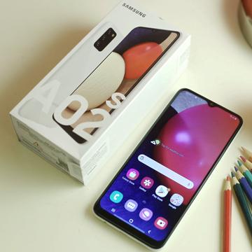 Samsung Galaxy A02s, RAM 4 GB Cuma Sejutaan