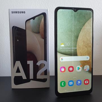 Review Samsung Galaxy A12, Hp 2 Jutaan dengan Kamera Premium