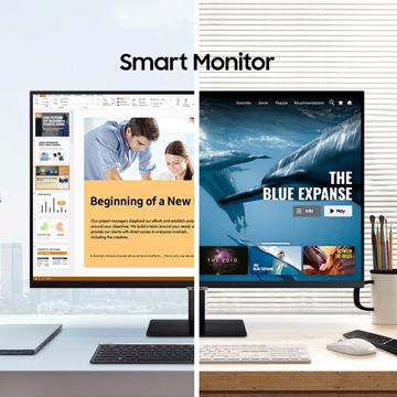 Samsung Smart Monitor M7 Bisa Dipesan 8 Januari, Harga 5 Jutaan