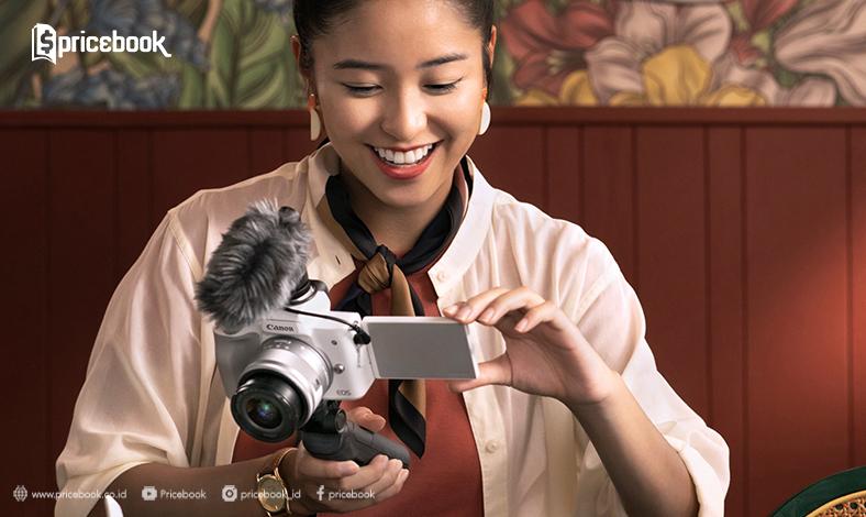 Fitur Canon EOS M50 Mark II
