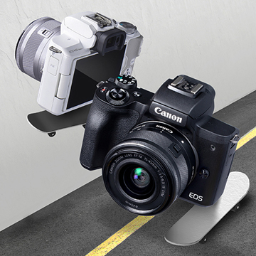 Canon EOS M50 II, Buat Video Vertikal di Instagram dan 4K di Youtube