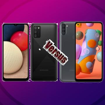 Samsung A02s vs Galaxy A11, Snapdragon 450 2020 vs Snapdragon 450 2021