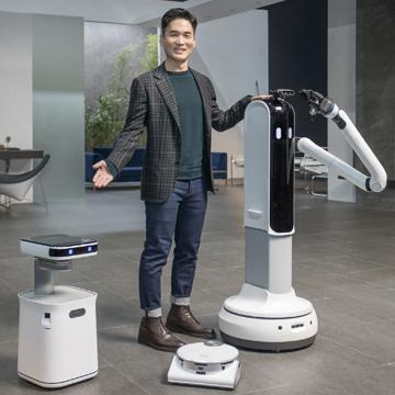 Samsung Perkenalkan Peralatan Rumah Tangga Robot Berteknologi AI