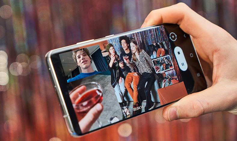 Layar Samsung Galaxy S21 Series