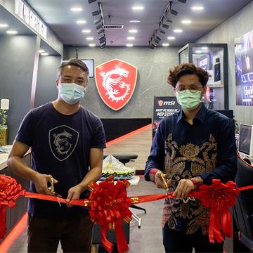 MSI Buka Concept Store Pertama di Indonesia, Produk MSI Terlengkap
