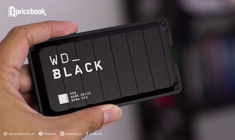 WD_Black P50 Game Drive SSD