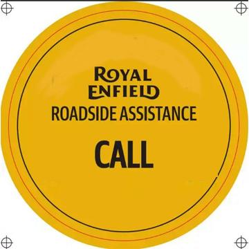 Royal Enfield Roadside Assistance, Service 24 Jam Seluruh Indonesia