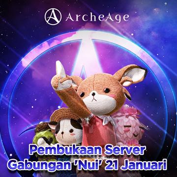 Game ArcheAge SEA Luncurkan Server Baru, Banyak Bonusnya!
