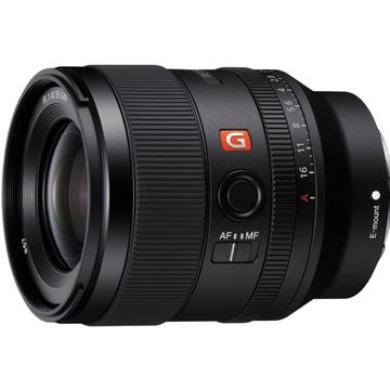Sony FE 35mm F1.4 GM, Lensa Andalan Untuk Focus dan Bokeh
