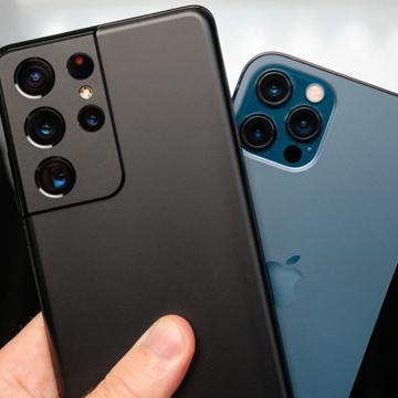 Samsung Galaxy S21 Ultra vs iPhone 12 Pro Max, Pilih Mana?
