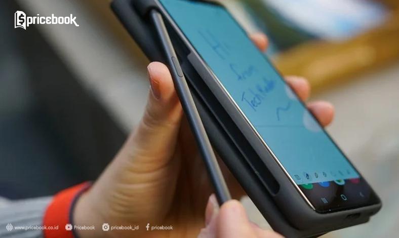 fungsi S Pen Samsung Galaxy S21 Ultra 5G