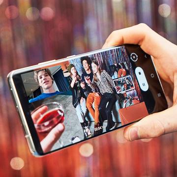 Menjajal Fitur Director's View di Galaxy S21 Ultra 5G, Video Jadi Lebih Epik