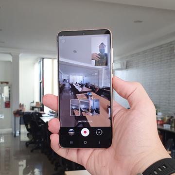 4 Hal yang Kami Sukai dari Fitur Director's View di Samsung Galaxy S21 5G