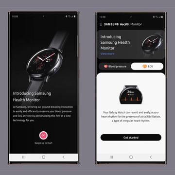 Samsung Health Monitor Hadir di Galaxy Watch3 dan Watch Active2