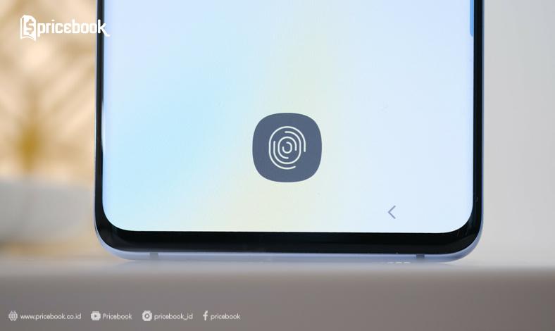 ultra sonic fingerprint
