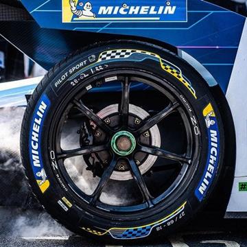 Michelin Gunakan Platform 360 Derajat Untuk Pameran?