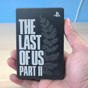Review Seagate Game Drive The Last of Us Part II dan Keunggulannya