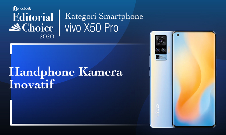 Hp Kamera Inovatif: vivo X50 Pro