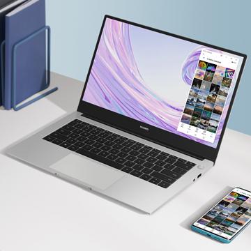 Huawei MateBook D14 Intel Tawarkan Pengalaman Laptop Lintas Platform