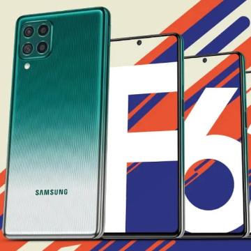 Bocoran Spesifikasi Samsung Galaxy F62, Dibekali Kamera 64 MP!
