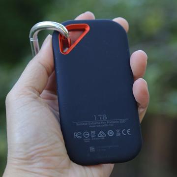 Review SanDisk Extreme Portable, SSD Kencang 1TB Desain Mungil