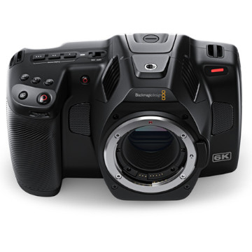 Blackmagic Rilis Kamera Pocket Cinema 6K Pro, Dibekali Filter built-in ND