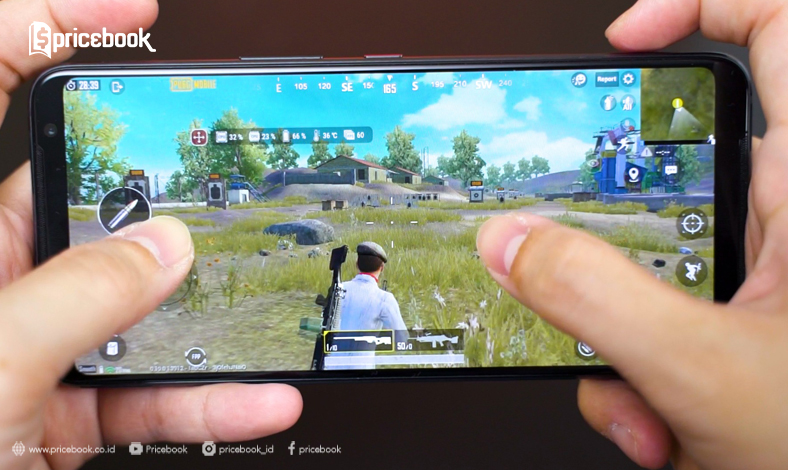 ASUS Rog Phone 3 vs Blackshark 3 Pro