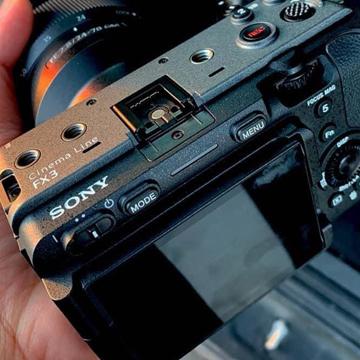 Sony FX3 Cinema Line, Lebih Sinematik dengan Bodi Stabil