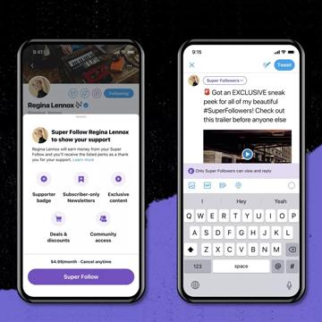 Twitter Perkenalkan Fitur Baru yang Bisa Hasilkan Uang dari Follower