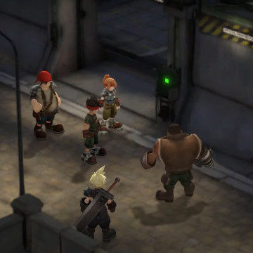 2 Game Final Fantasy VII Terbaru Akan Rilis di Android dan iOS