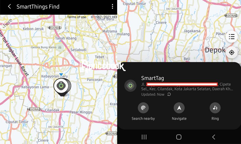 Samsung Smart Tag