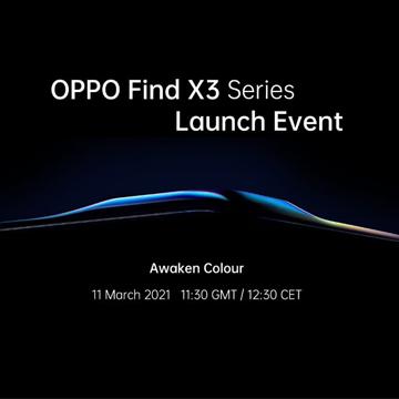 Resmi, OPPO Find X3 Pro Akan Dirilis 11 Maret 2021