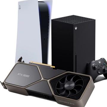 Nvidia RTX 3080 vs Microsoft Xbox Series X vs Sony PlayStation 5