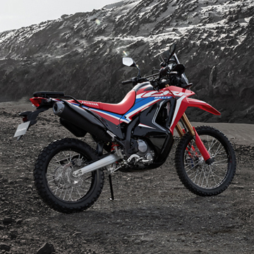 Honda CRF250 Rally Tawarkan Desain dan Fitur Baru, Harga 80 Jutaan