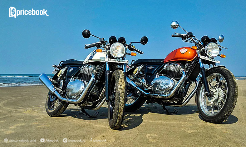 Continental GT 650 vs Interceptor INT 650