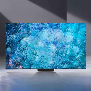 Samsung Luncurkan TV Neo QLED dan Micro LED di 2021