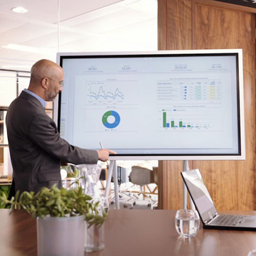 Samsung Perkenalkan Papan Tulis Digital dan Gaming Monitor Baru