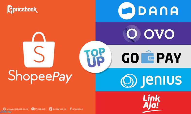 ShopeePay Nomor Satu, Apa Kabar OVO, GoPay dan LinkAja?