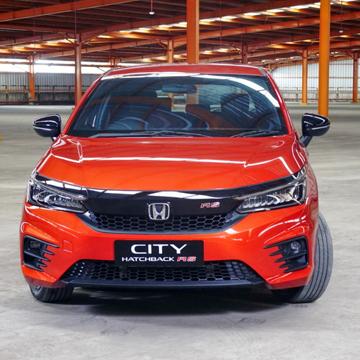 Harga Honda City Hatchback RS Diumumkan, Pengiriman April