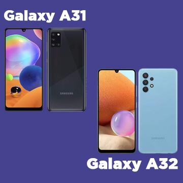 Samsung Galaxy A32 Hadir, Ini Bedanya dari Galaxy A31