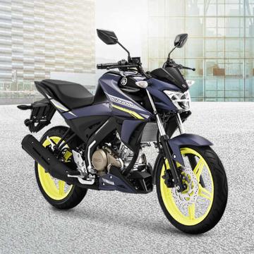 Warna Baru Yamaha Vixion Tambah Sporty, Harga Masih Sama!