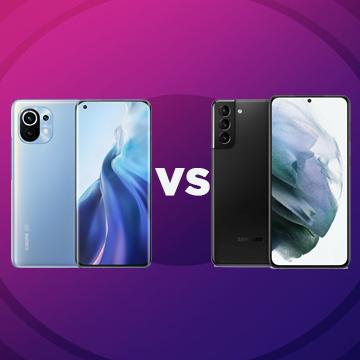 Xiaomi Mi 11 vs Samsung Galaxy S21+, Spek Mirip, Harga Beda 4 juta!