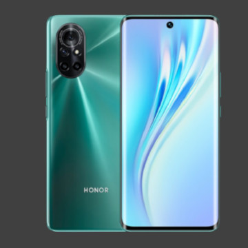 Desain Honor V40 Lite Luxury Edition 5G Terkuak, Tiru Huawei Nova 8?